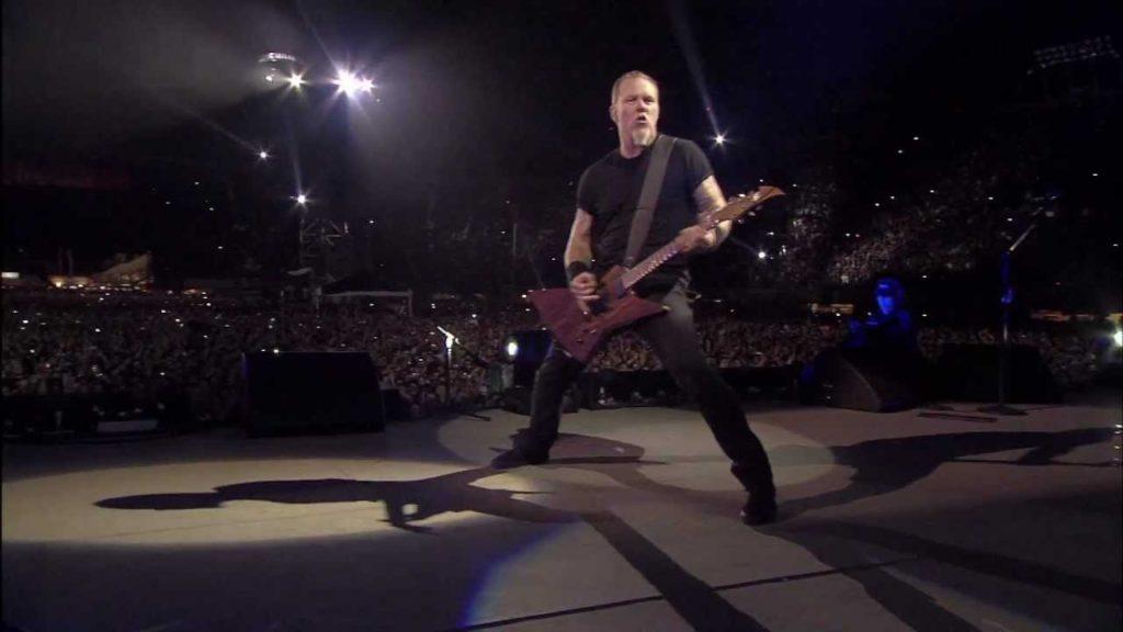Metallica/Photo: YouTube printscreen