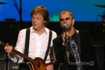 Pol Makartni i Ringo Star/Photo: YouTube printscreen
