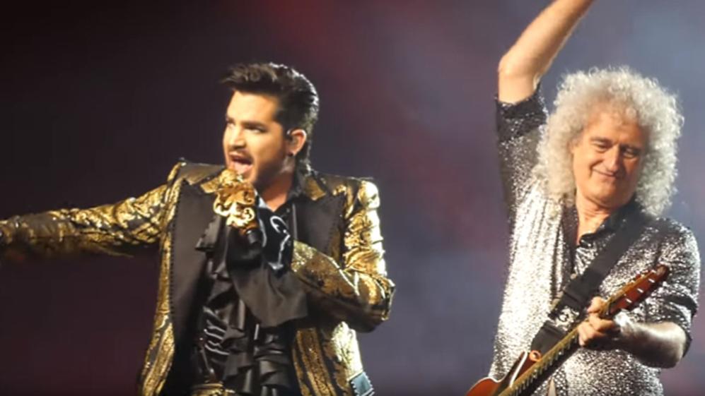 Queen/Photo: YouTube printscreen