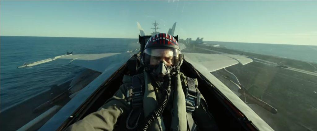 Top Gun: Maverick/Photo: YouTube printscreen