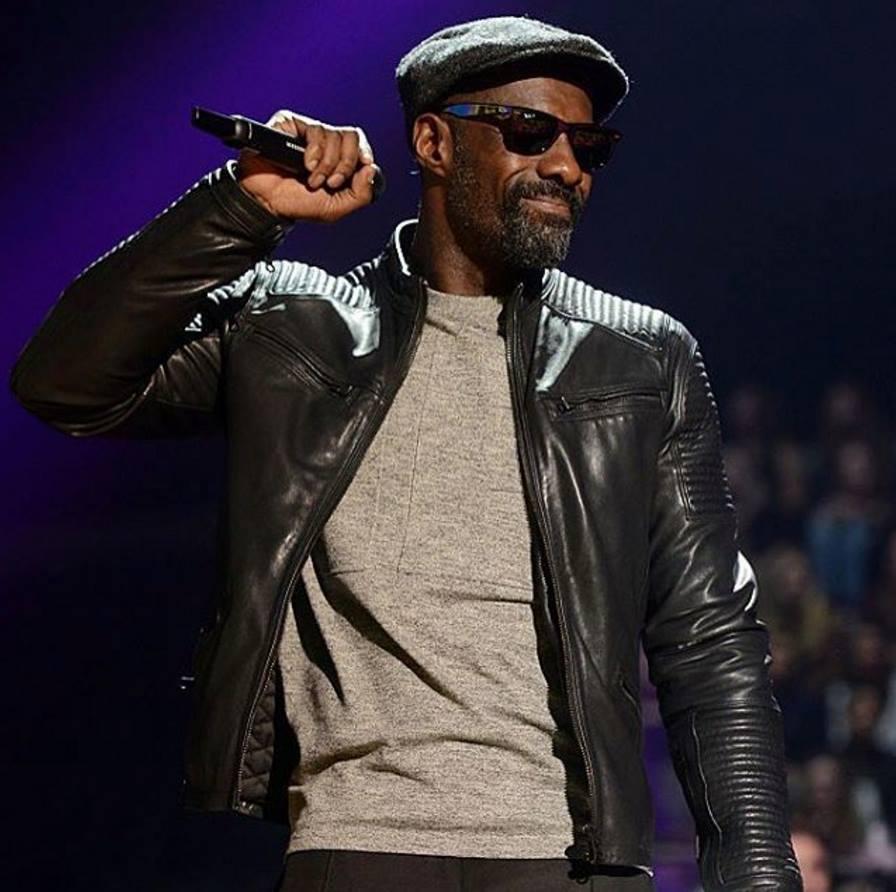 Idris Elba/Photo: facebook@idriselba