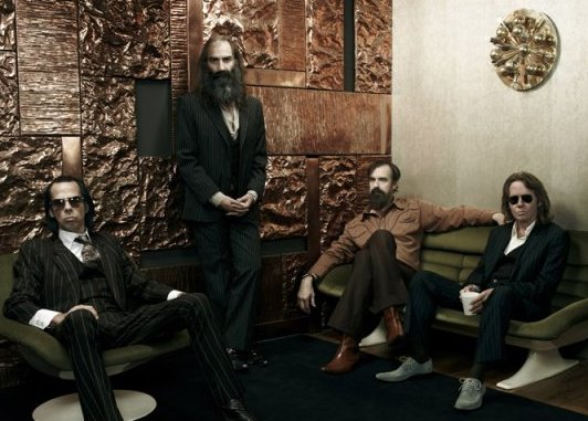 Grinderman/ Photo: Facebook @grinderman