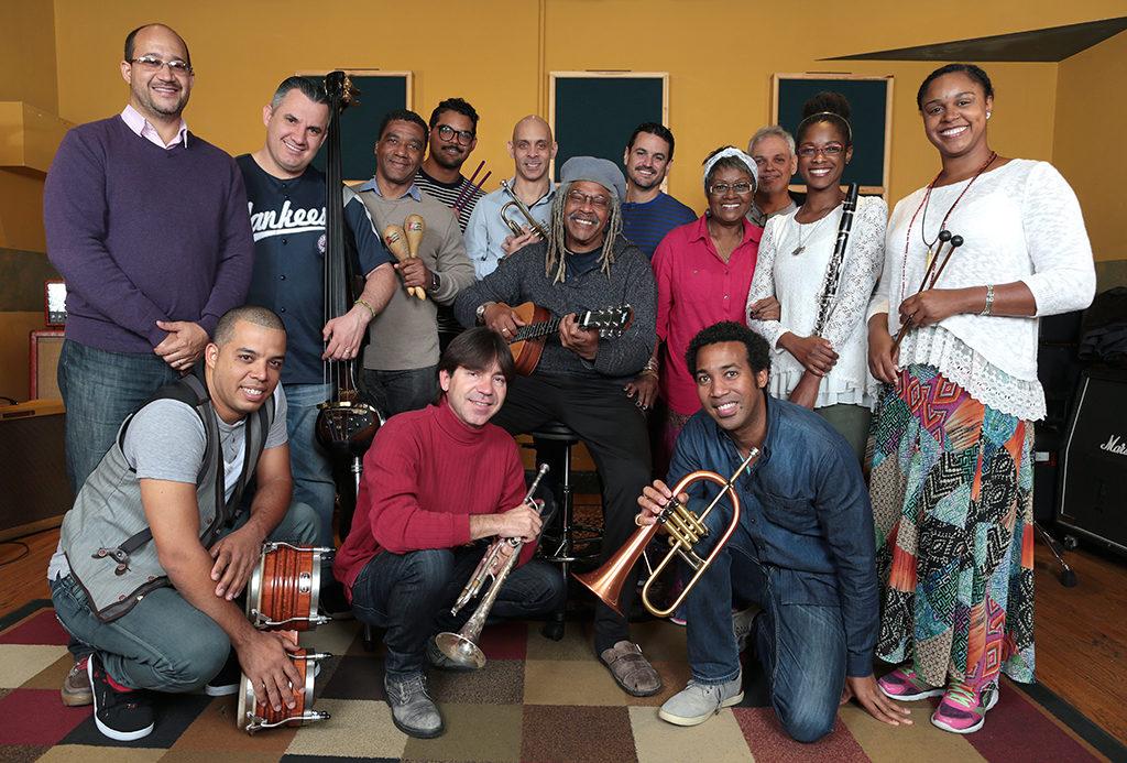 Afro Cuban All Stars/ Photo: Luiz C. Ribeiro (promo, Long Play)