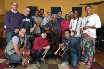 Afro Cuban All Stars/ Photo: Luiz C. Ribeiro (promo, Long Play)