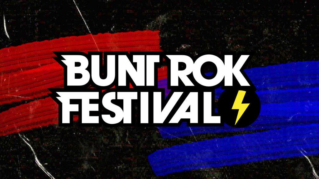 Bunt Rok Festival, logo