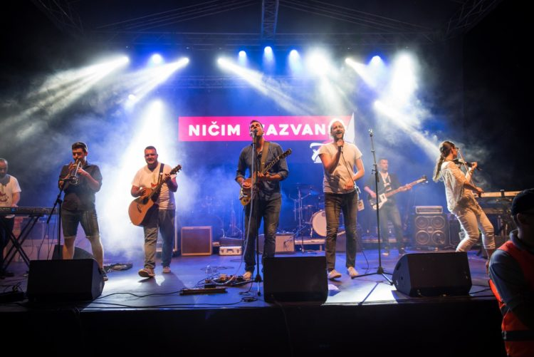 Ničim izazvan/ Photo: Promo (Heart Rosk Fest)