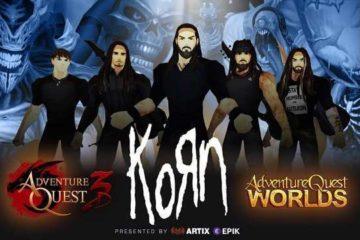 Korn Battle Concert Series August-2019