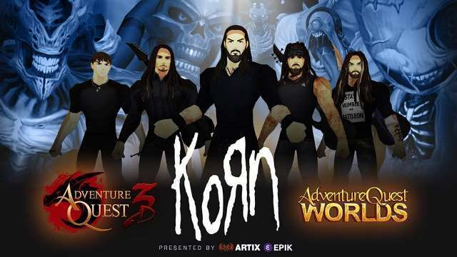 Korn Battle Concert Series August-2019