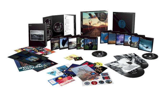 Pink Floyd box-set