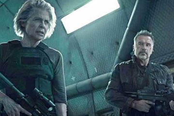 Terminator: Dark Fate/Photo: printscreen