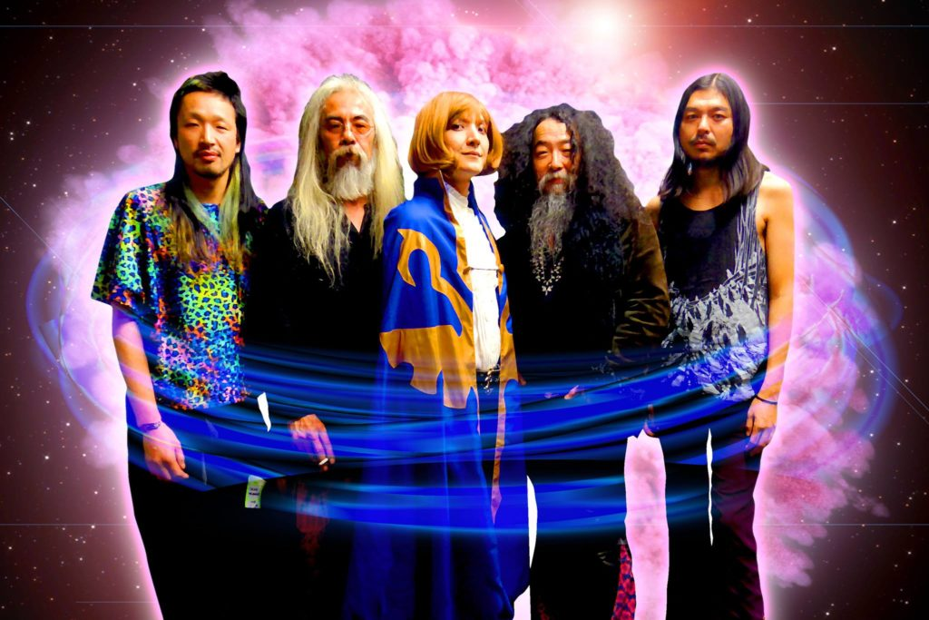 Acid Mothers Temple/ Photo: Promo