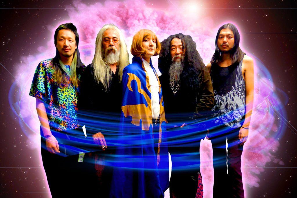 Acid Mothers Temple/ Photo: Promo