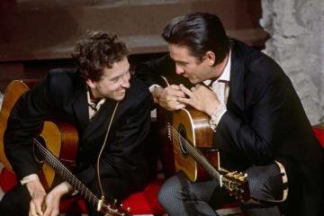 Bob Dilan i Džoni Keš/Photo: YouTube printscreen