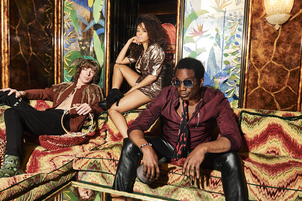 The brand new heavies by deans chalkleys