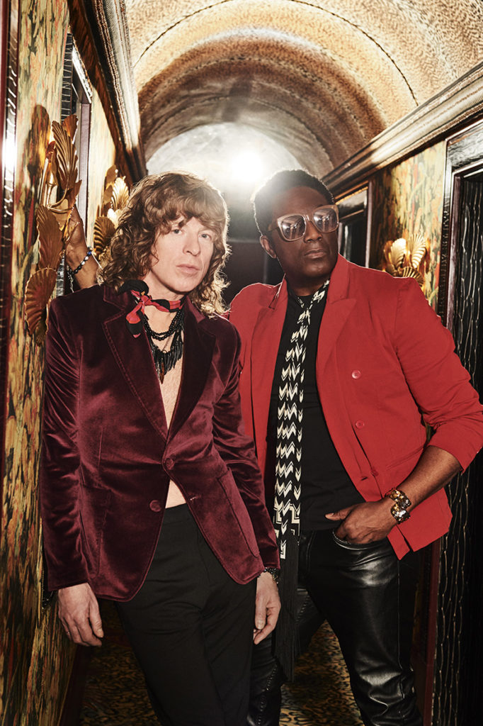 The Brand New Heavies/Photo: Musicology Barcaffè Sessions promo