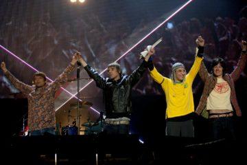 Stone Roses/Photo: Facebook@thestoneroses