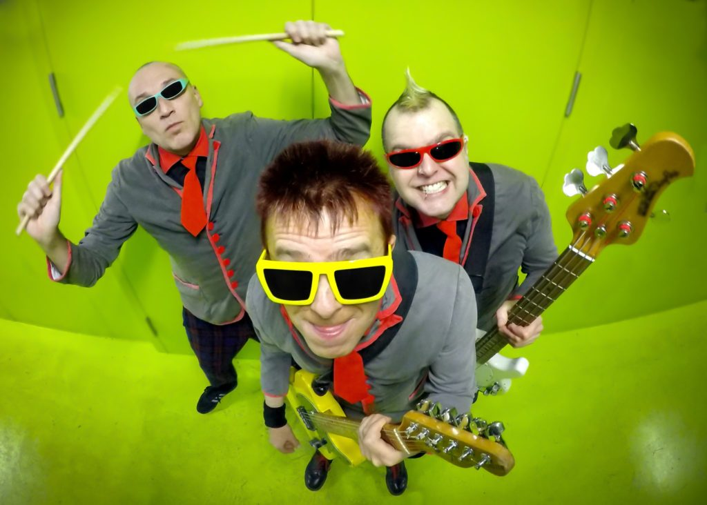 The Toy Dolls/Photo: facebook@TheToyDollsOfficial