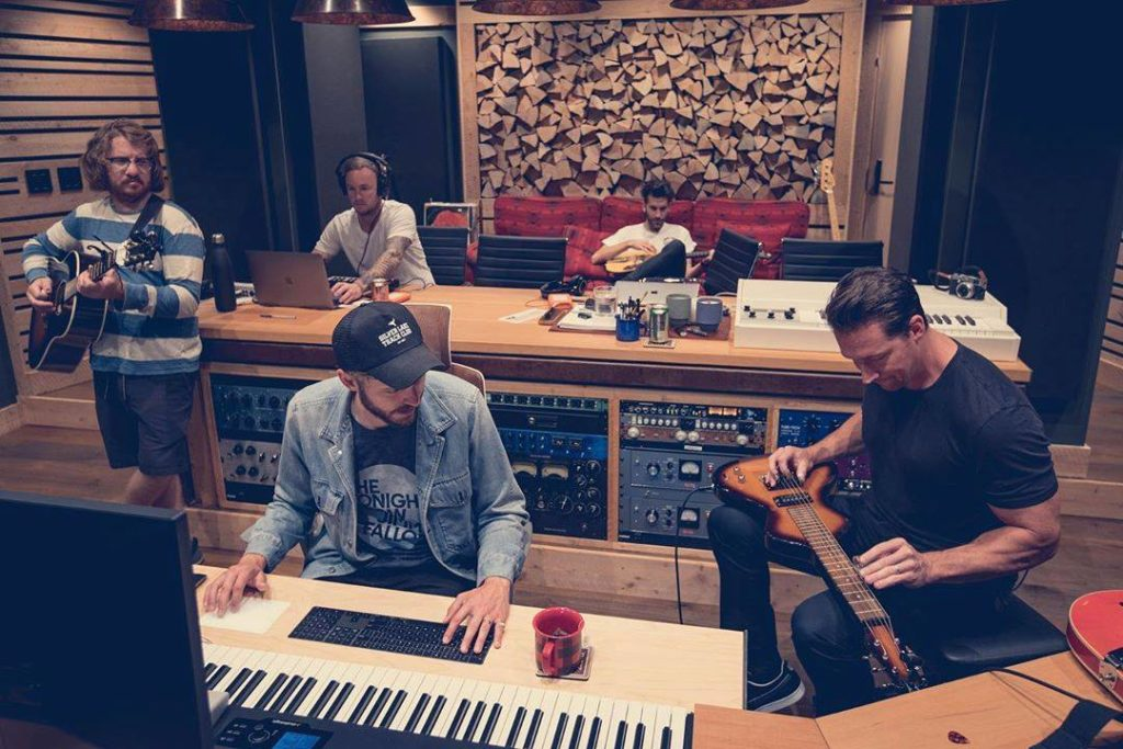OneRepublic/Photo: facebook@OneRepublic