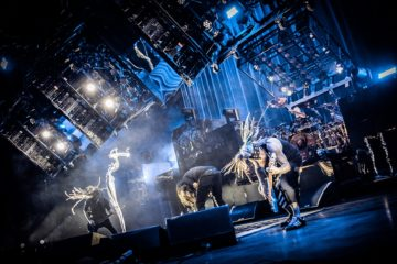Korn/Photo: facebook@korn,Terence Rushin Photography