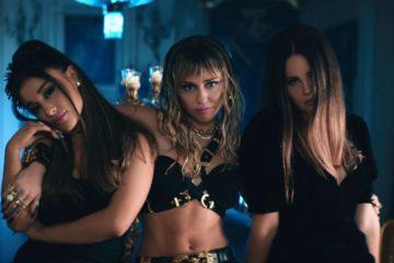 Ariana Grande, Majli Sajrus i Lana Del Rej/Photo: Promo