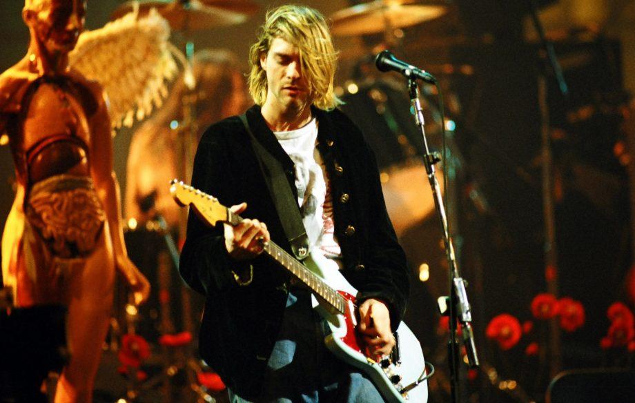 Nirvana/Photo: YouTube printscreen