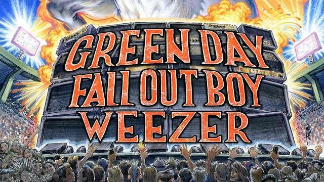 Hella Mega Tour, plakat