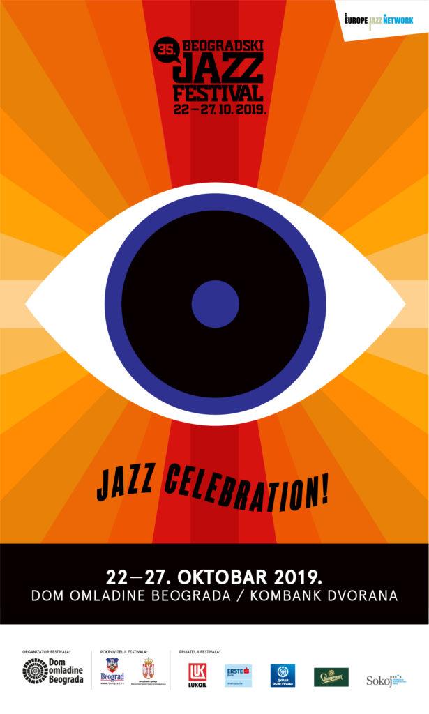 Jazz Festival Poster 2019