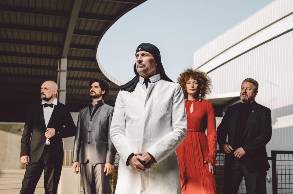 Laibach, Sound of Music, Graz 2018/ Photo: Promo