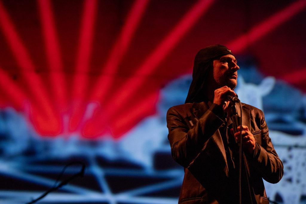 Laibach, Sound of Music, Graz 2018/ Photos by Miro Majcen