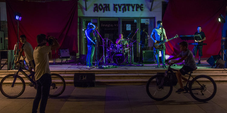 Ljudi u glavi, Al Rok Fest/Photo: AleX