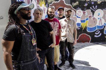 Ras Mc Bean & Soulcraft photo by Grebo Gray