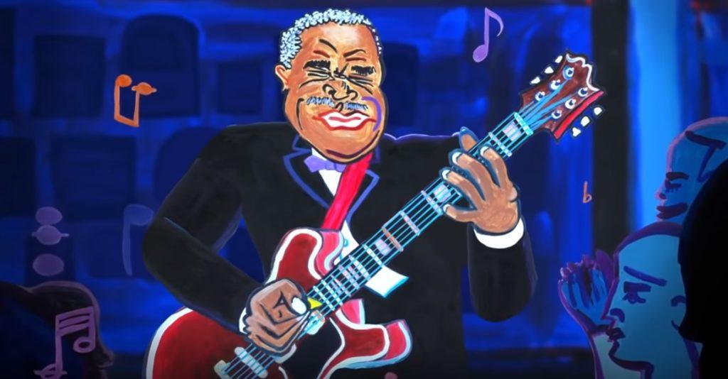 B.B.King/Photo: YouTube printscreen