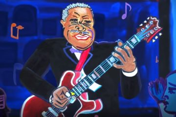 B.B.King/Photo: YouTube printscreen