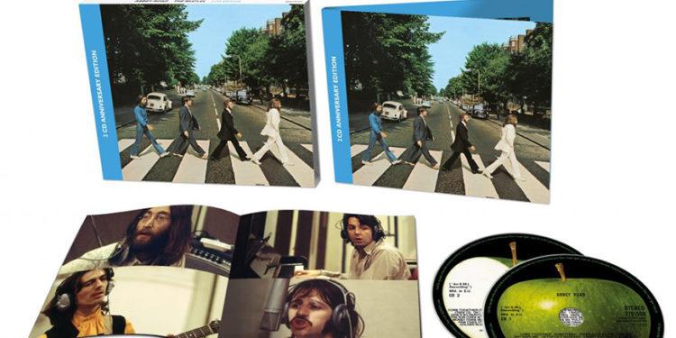 Abbey Road 50th anniversary edition
