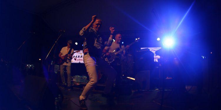 Dejan Cukić i Spori ritam bend/ Photo: Saša Simić Sima
