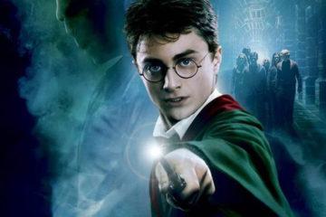 Hari Poter, movie promo