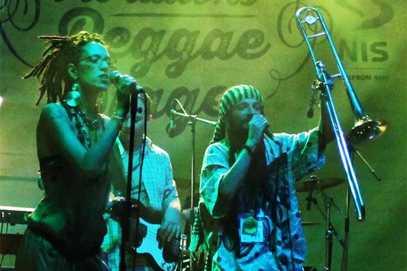 Hornsman Coyote Soundsystem/Promo