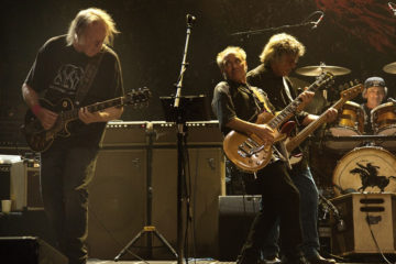 Neil Young and Crazy Horse/Photo: YouTube printscreen