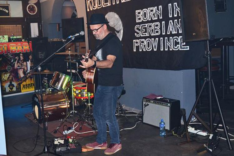 Sefrango One man Band/Photo: Promo