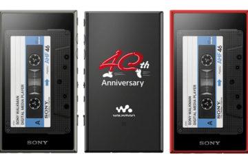 Sony walkman NW-A100TPS
