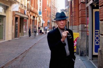 Leonard Koen/Photo: facebook@leonardcohen