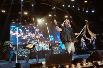 Lynyrd Skynyrd/Photo: facebook@LynyrdSkynyrd