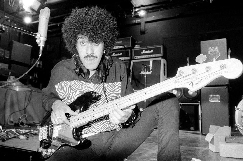 Fil Lajnot/Photo: facebook@Phil Lynott Fans WorldWide