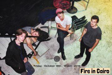 Fire in Cairo/ Photo: Promo