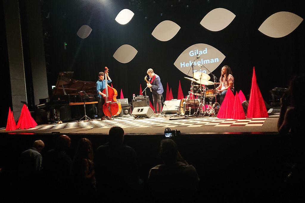 Gilad Hekselman Trio/ Photo: Andrija Hadžić