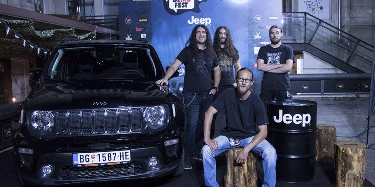 Mobil Demo Fest. Jeep Srbija & Mehanizam/Photo: AleX