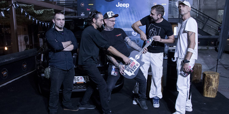 Mobil Demo Fest. Jeep Srbija & Znoj/Photo: AleX