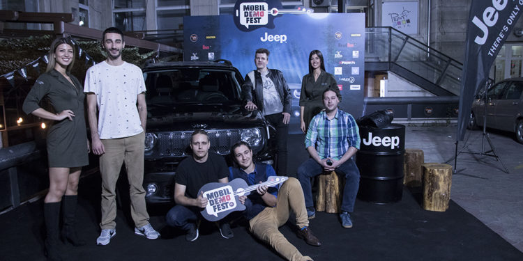 Mobil Demo Fest. Jeep Srbija & LouD/Photo: AleX