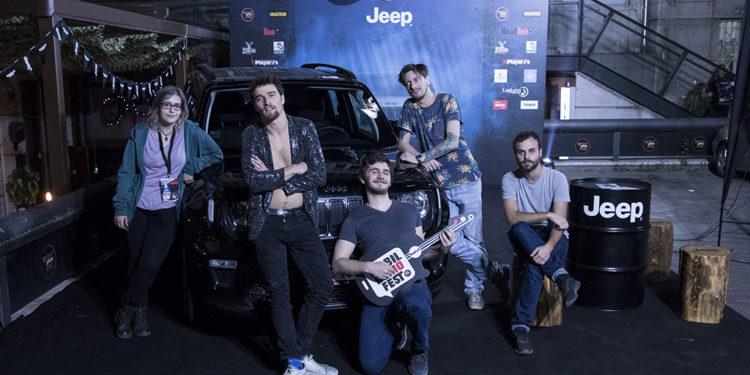 Mobil Demo Fest. Jeep Srbija & Funkier Project/Photo: AleX