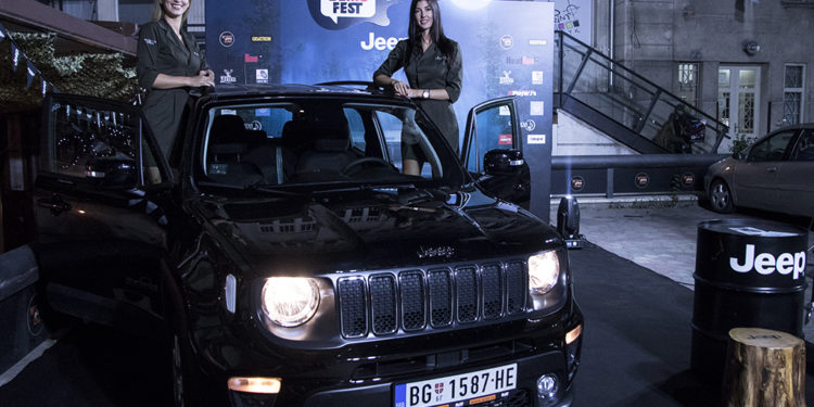 Mobil Demo Fest. Jeep Srbija/Photo: AleX